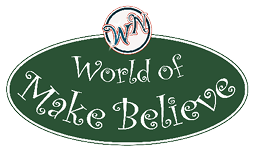 The World of Make Believe Logo
